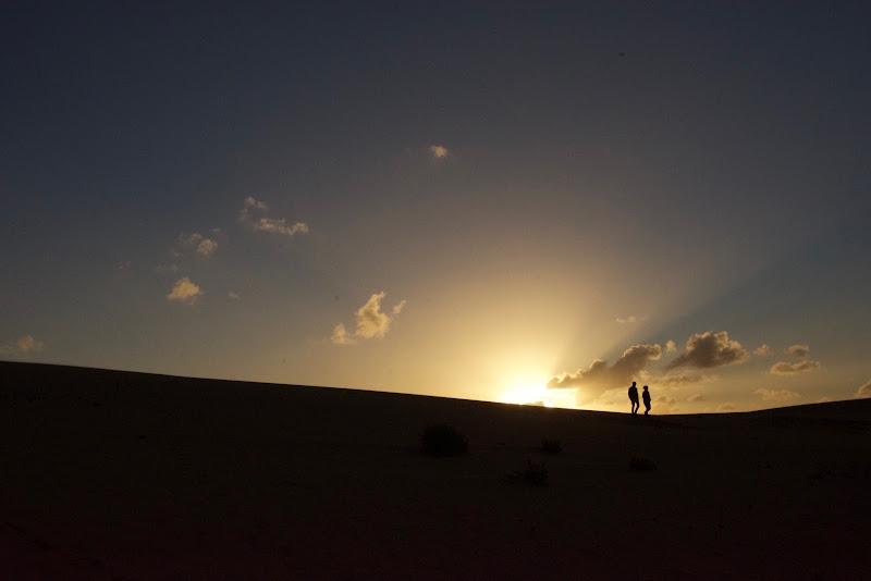 Non è il deserto che ti fa sentir solo. di alemotionpics