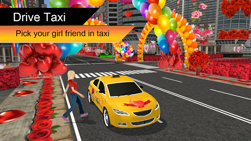 Crazy Valentine Taxi 2016