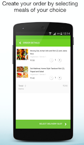 MealHopper Home Food Delivery screenshot 2