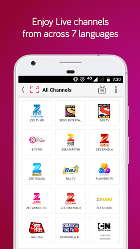 dittoTV: Live TV shows channel v4.0.20170518.1 [Subscribed]