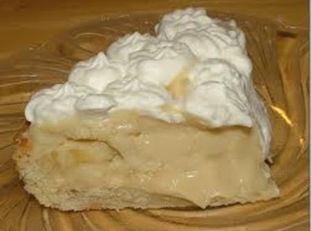 Impossible Banana Cream Pie Recipe