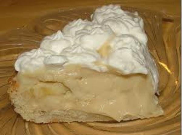 Impossible Banana Cream Pie Recipe