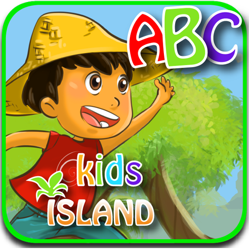 ABC kids ISLAND alphabet lite