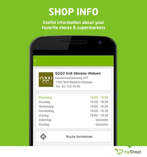 myShopi – shopping & promo screenshot 13