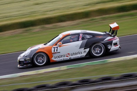 Racing Simulator: Porsche Car - náhled
