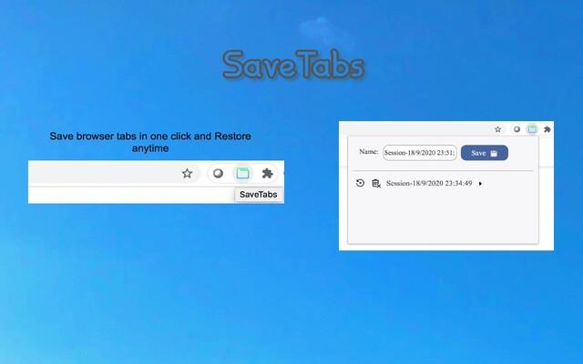 Save Tabs
