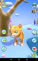 Screenshot of Talking Cat