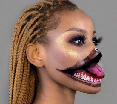 Make-up shape-shifter Chelsea Keta: 'I want to see this form of art grow in SA'
