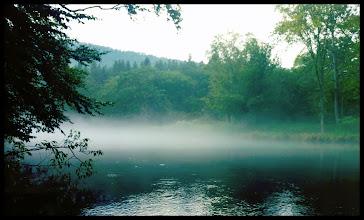 Photo: Many a misty morning....