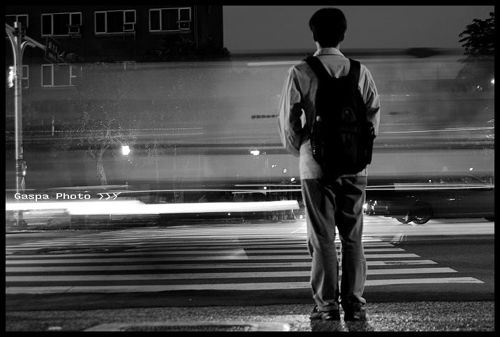 寂寞城市-等待˙夜歸