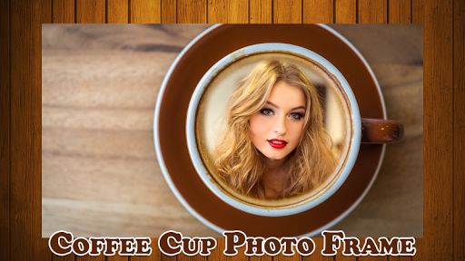 Coffee Cup Photo Frames FX
