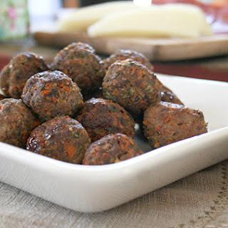 Venison Meatballs Recipes.