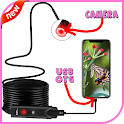 endoscope camera usb for android icon
