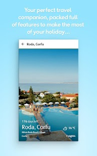 Thomas Cook - My Holiday- screenshot thumbnail