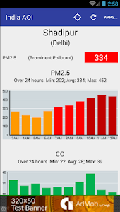 India Air Quality screenshot 0