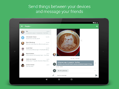 Pushbullet Pro - SMS on PC v17 6 10 Patched