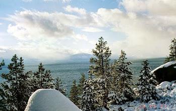 Photo: Lake Tahoe Christmas 2003