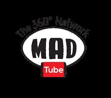 ΜAD TV GREECE logo