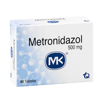 Metronidazol MK 500mg