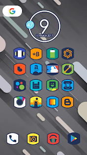(APK) تحميل لالروبوت / PC Yalix - Icon Pack تطبيقات screenshot