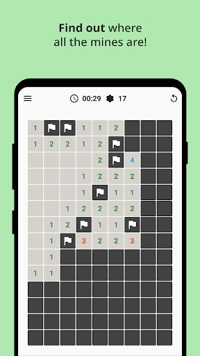 Antimine - Minesweeper 7.1.0 screenshots 1