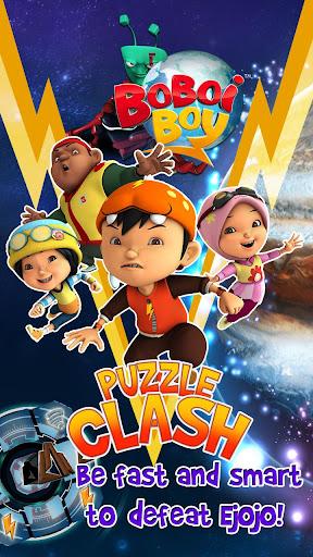 BoBoiBoy Puzzle Clash screenshot 11