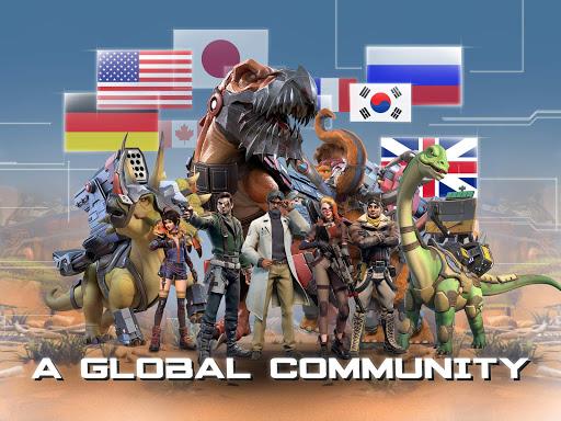 Dino War: Rise of Beasts 2.1.0 screenshots 5