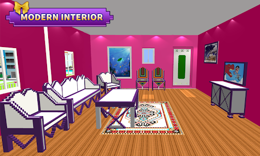 Doll House Design & Decoration : Girls House Games 4