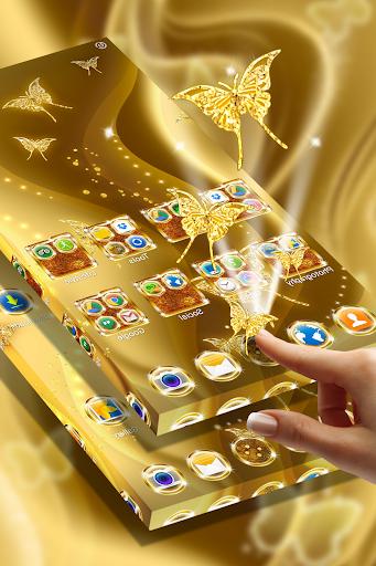 Golden Launcher 1.284.1.83 screenshots 3