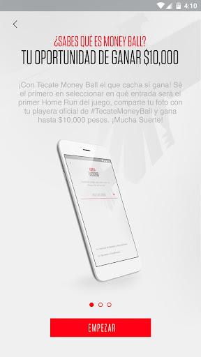 TecateApp  screenshots 2