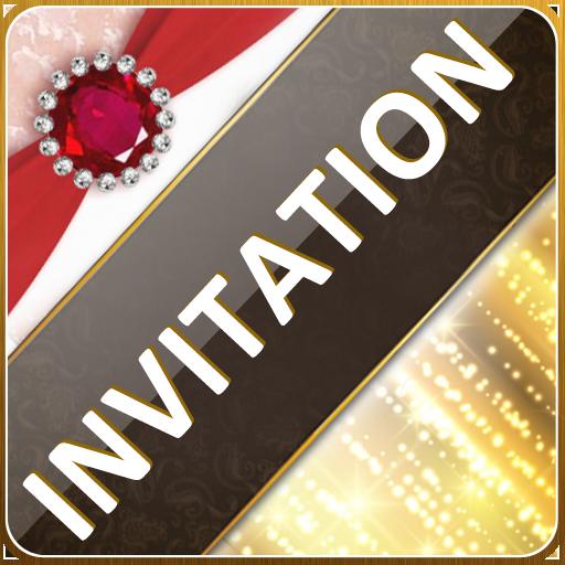 Make Party Invitation Cards (app)