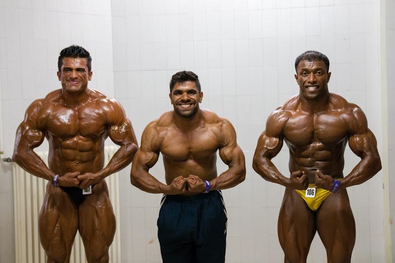 I bodybuilders di E l i s a E n n E