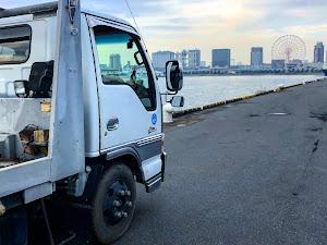 エルフトラック  積載車 極東フラトップのカスタム事例画像 ラヴ・アンリミテッド・オートサービスさんの2019年12月10日23:30の投稿