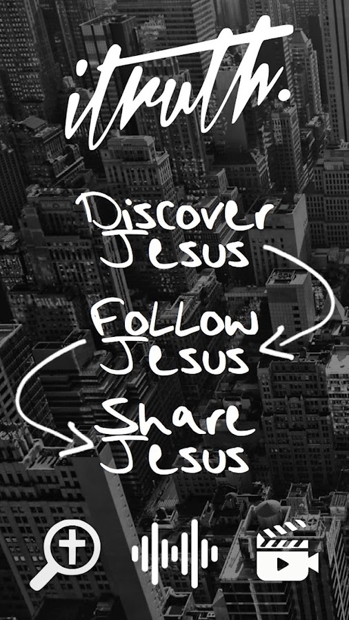 iTruth - How to Follow Jesus- screenshot