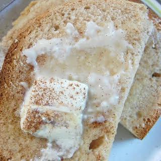 {Bread Machine} Cinnamon Sugar Bread.