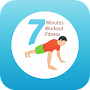 7 Minutes Workout Fitness APK icon