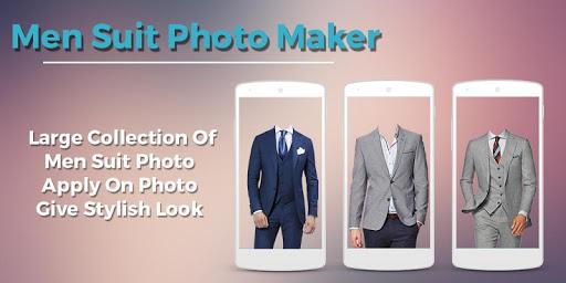 Men Suit Photo Maker 1.0 screenshots 1