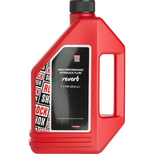 RockShox Reverb Hydraulic Fluid 1 Liter Bottle