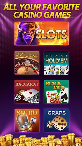 Slots Vegas Casino: Best Slots & Pokies Games 6.4.0 Mod screenshots 1
