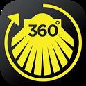 Camino de Santiago 360º icon