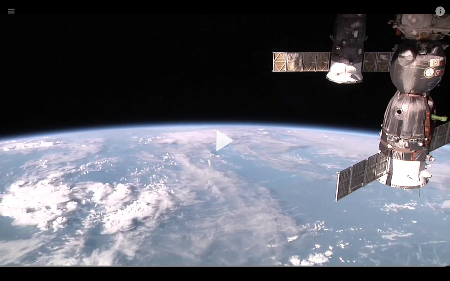 ISS Tracker (Unreleased)- screenshot