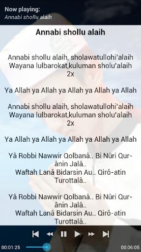 Kumpulan Sholawat Vokal Gus Azmi Syubbanul Muslimin 2017