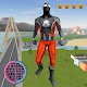 Grand Amazing BlacK Spider Rope Hero City Rescue