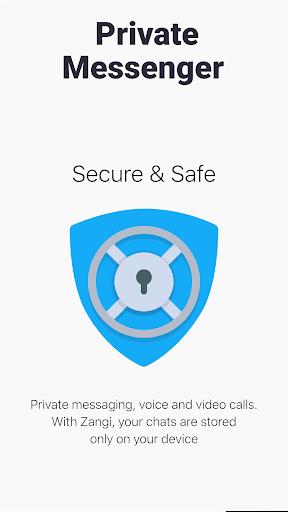 Zangi Private Messenger 4.8.1 screenshots 1