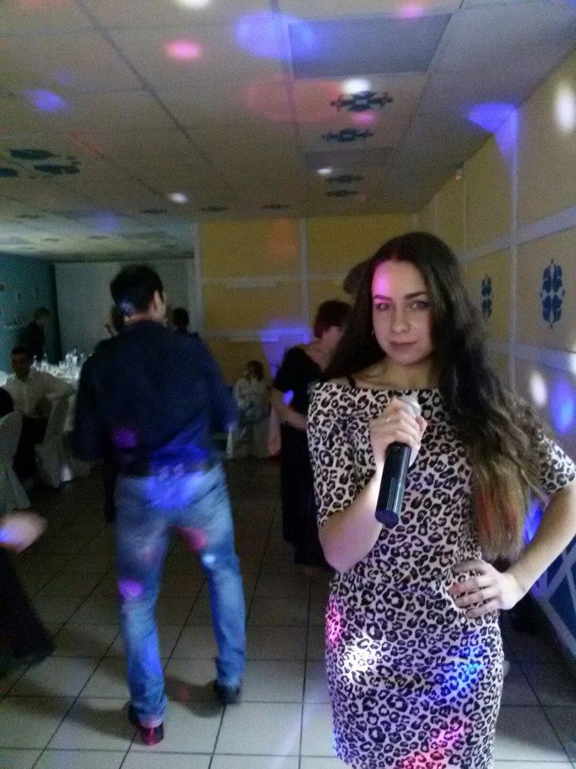 Оксана Захарова в Челябинске