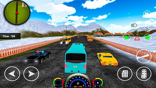 Coach Bus Driving 2019 - City Coach Simulator 1.0.3 app download 1
