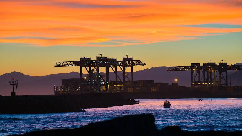Il tramonto del Pescatore di rita_foglia