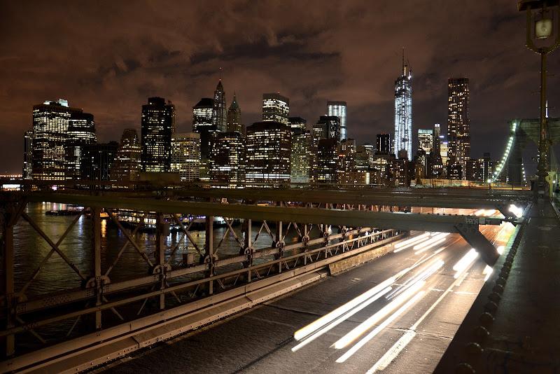 vista dal Ponte di Brooklyn ... di Winterthur58