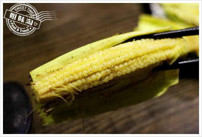 1928帶葉玉米筍3