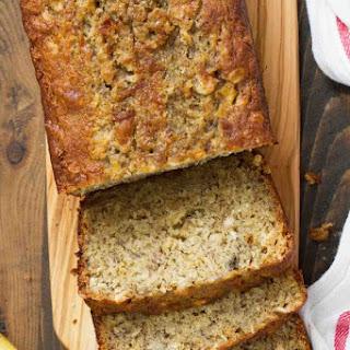 Banana Oat Bread Recipe